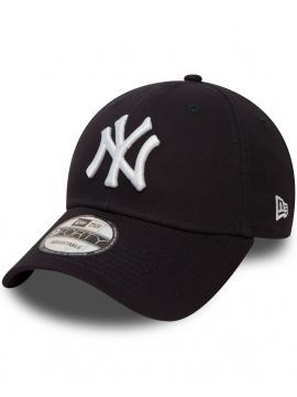 New Era Casquette 9Forty Adjustable New York Yankees Bleu Marine