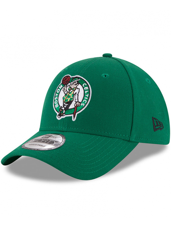 New Era 9Forty Boston Celtics The League Green