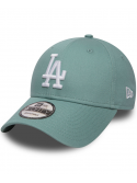 New Era 9Forty Los Angeles Dodgers Essential Blue Beach Kiss
