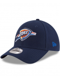 New Era 9Forty The League NBA Oklahoma City Thunder Bleu