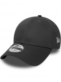 New Era 9Forty Adjustable Casquette Gris Anthracite