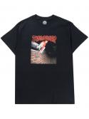 Thrasher China Banks T-Shirt Noir