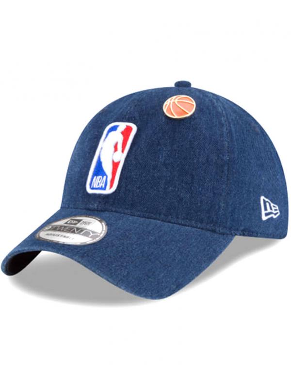 New Era 9Twenty Denim NBA League 2018 Draft