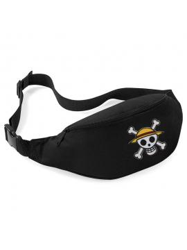 RXL Paris ONE PIECE Patch Belt Bag Black