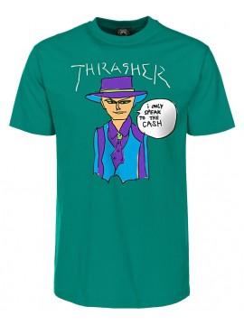 Thrasher Gonz Cash T-Shirt Jade