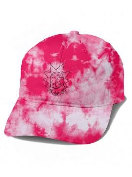 Primitive Rick Wash Dad Hat Pink