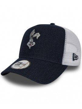 New Era - Casquette Trucker Adjustable Bugs Bunny Character A-Frame