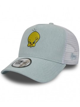 New Era - Tweety Bird Character A-Frame Trucker Adjustable