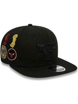 New Era 9Fifty Chicago Bulls Winners Snapback Cap