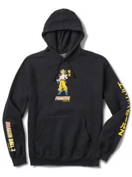 Primitive Super Saiyan Goku Sweat Capuche Noir