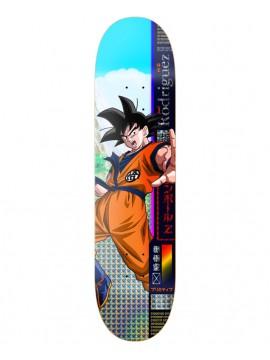 Primitive X Dragon Ball Z Paul Rodriguez Goku Deck