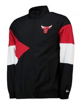 New Era Veste NBA Chicago Bulls Colour Block Track