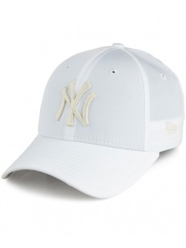 New Era 9Forty Women NY Yankees Sport940 White