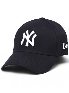 Casquette New Era 39Thirty New York Yankees League Basic Bleu Marine