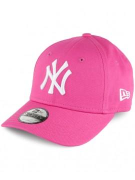 New Era New York Yankees Basic 9Forty Adjustable Pink