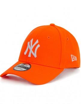 New Era 9Forty NY Yankees Neon Orange - NY Fluo