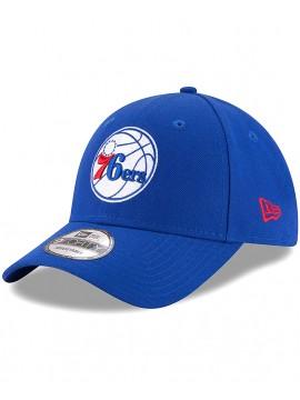 Casquette New Era Philadelphia 76ers 9Forty Bleu