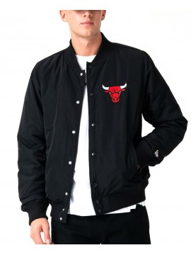 New Era - Veste Bombers Chicago Bulls Noir