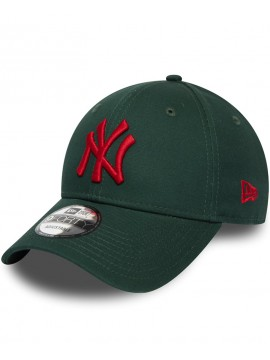 New Era - Casquette New York Yankees Essential 9Forty Vert Gucci Look