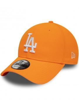 New Era - Casquette Los Angeles Dodgers 9Forty Neon Fluo Orange