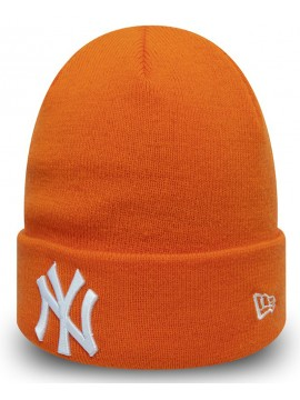 New Era - Bonnet New York Yankees Essential Orange