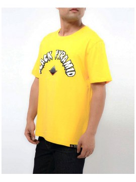 Black Pyramid - The Big OG Dip T-Shirt Yellow