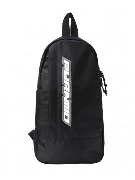 Black Pyramid - Tear Drop Cross Body Bag