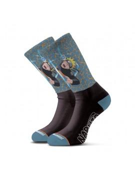 Primitive x Naruto Shippuden - Combat Sock Blue