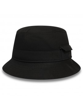 New Era - Aventure Dogear Black Bucket