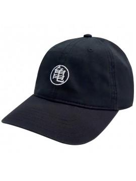 RXL Paris - Dragon Ball Z Kame Symbol Dad Hat Black