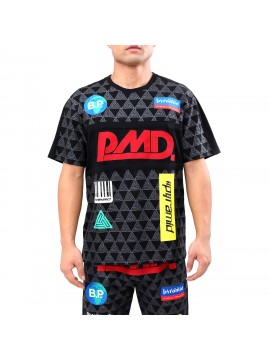 Black Pyramid - Grand Prix Shirt Black