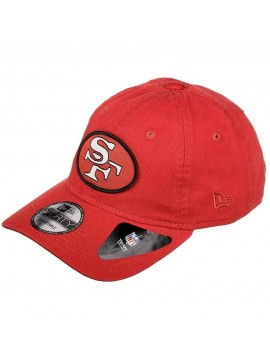 New Era - San Francisco 49ers Patch 9Forty Red