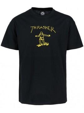 T-Shirt Thrasher Gonz Noir