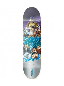 Primitive x Skateboard Dragon Ball Z - Planche De Skate Resurrection Team
