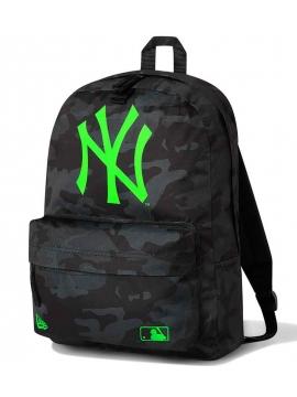 New Era NY Yankees Rucksack Camo Black