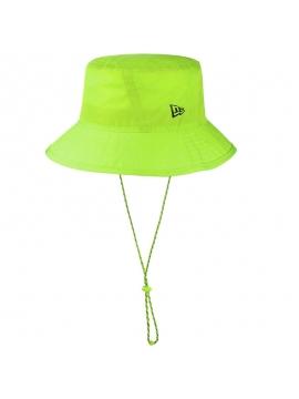 New Era Contemporary Explorer Bucket Neon Green
