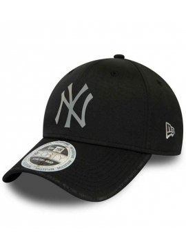 Casquette NY Yankees New Era 9Forty Stretch Reflective Performance Noir