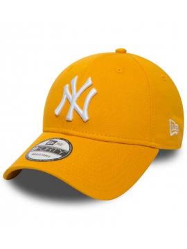 Casquette NY New Era 9Forty League Essential 940 Jaune