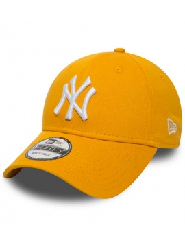 New Era 9Forty New York Yankees League Essential 940 Yellow