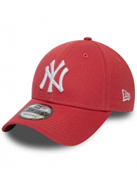 Casquette NY New Era 9Forty League Essential 940 Corail