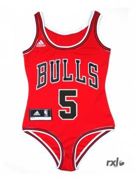 Creation RXL Paris - Chicago Bulls Bodysuit Beyoncé