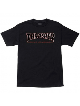 Thrasher X Independent TTG Tee Black