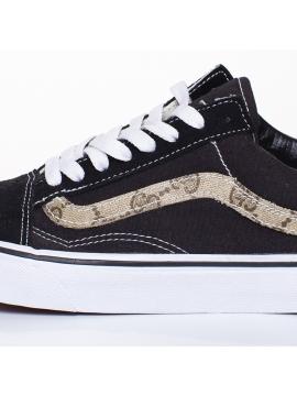 Remix Line Custom - Vans Old Skool Gucci Custom