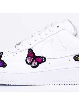 Remix Line Custom - Nike Air Force 1 Butterfly Custom