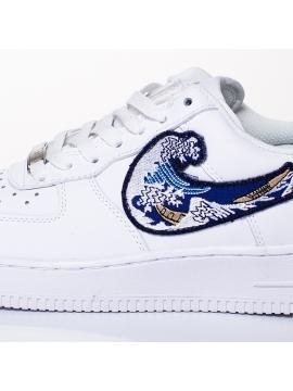 Remix Line Custom X Nike Air Force 1 The Great Wave Custom