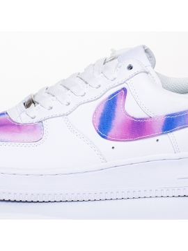 Remix Line Custom - Nike Air Force 1 Tie Dye Custom