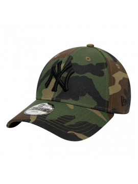 Casquette Enfant New Era 9Forty NY Yankees League Essential Camouflage
