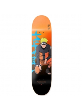 Primitive Skateboard x Naruto - Focus Team Deck