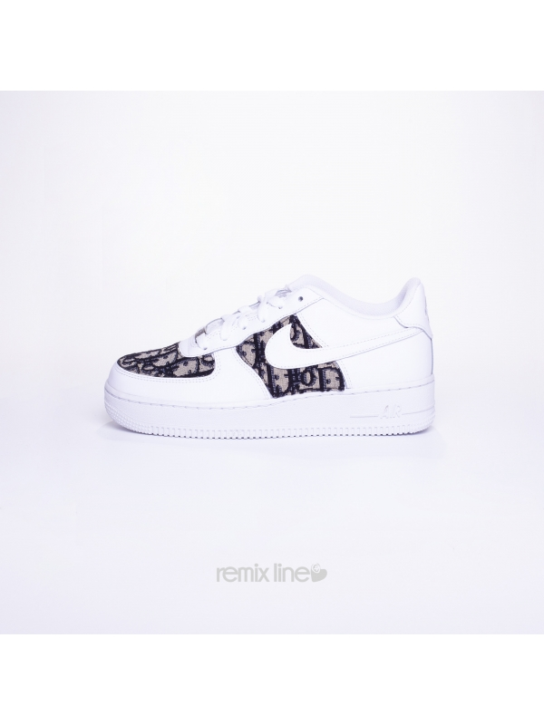 Air Force 1 Dior Kids Custom | Remix Line