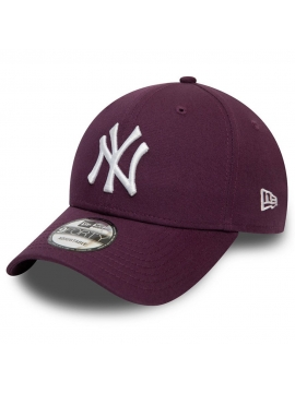 New York Yankees League Essential Purple 9Forty Cap